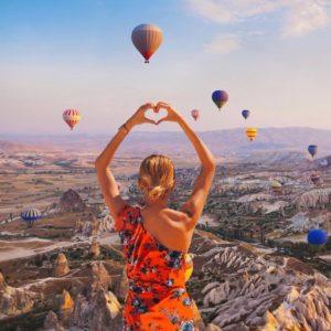 THE MOST MAGICAL PLACE ON EARTH: CAPPADOCIA