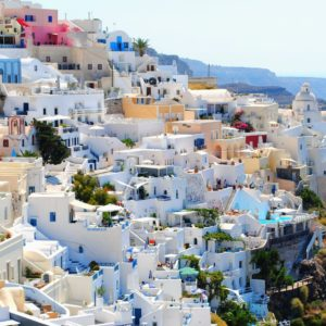 THE MOST BEAUTIFUL GREEK ISLANDS